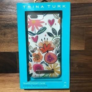 NEW Trina Turk iPhone 6, 6s & 7 PLUS case